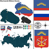 Murmansk Oblast, Russia