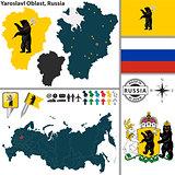Yaroslavl Oblast, Russia