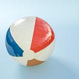 plastic beach balll