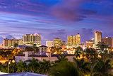 Sarasota, Florida Skyline