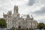 The Cybele Palace, Madrid, Spain.