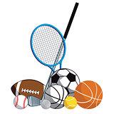 Sports playground equipment
