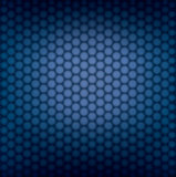 Vector geometric pattern of hexagons.