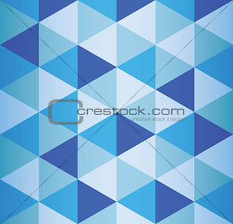 Abstract 3d geometricbroken glass lines modern grunge vector background.