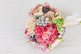 wedding flower composition