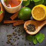 tea composition set
