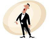 Popular opera singer