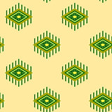 rhombus seamless pattern background