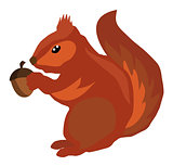 Vector Squirrel