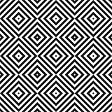 Geometric background - seamless.
