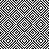 Geometric background - seamless.