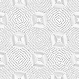 Geometric seamless pattern. Vector background.