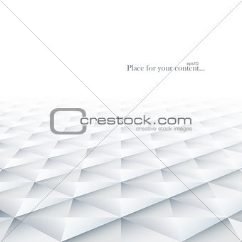 Abstract background of vision perspective.