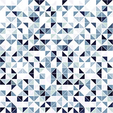Mosaic geometric pattern - seamless.