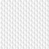White abstract geometric texture - seamless