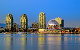 Vancouver Science World museum