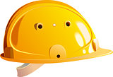 yellow helmet builder
