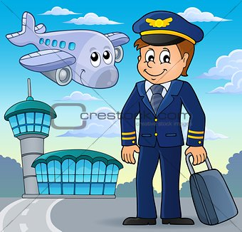 Aviation theme image 1