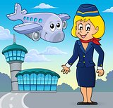Aviation theme image 2