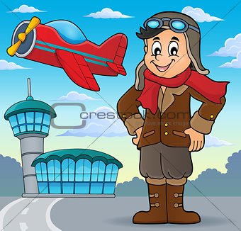 Aviation theme image 3