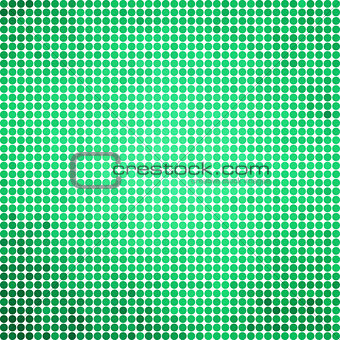 abstract vector colored round dots background