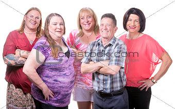 Group Shot of Transgender People