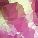 Light Thulian Pink Abstract Low Polygon Background