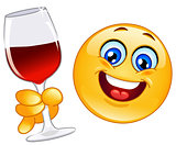 Cheers emoticon