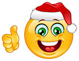 Christmas emoticon