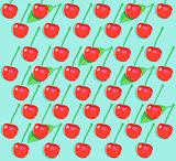 Pattern of Cherry
