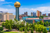 Knoxville, Tennessee Skyline