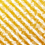 Vector abstract polygon background. High quality design element