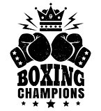 Logo for boxing
