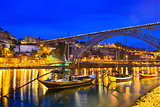 Porto, Portugal on the River