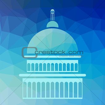 Capitol Silhouette