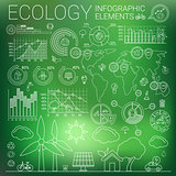 Ecology Infographic Elements