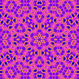 Creative Ornamental Pink Pattern