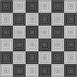 Black and white geometric texture.