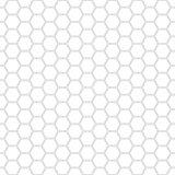 Hexagon geometric pattern - seamless.