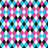 Colorful ornamental pattern - seamless.