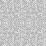 Abstract seamless geometric grid pattern.