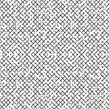 Abstract seamless geometric grid pattern.