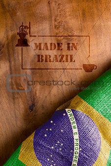 Predominant industry in Brazil - coffee