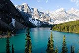 Moraine Lake,Canadian Rockies,Canada