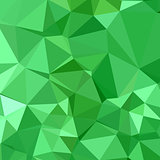 Inchworm Green Abstract Low Polygon Background