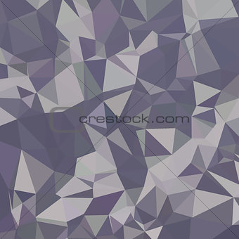 Lavender Purple Abstract Low Polygon Background
