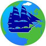Sailing ship-14