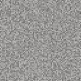 Abstract Grey Pixel Pattern