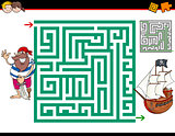 maze activity game