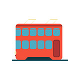 Chinese Tramway Simplified Icon